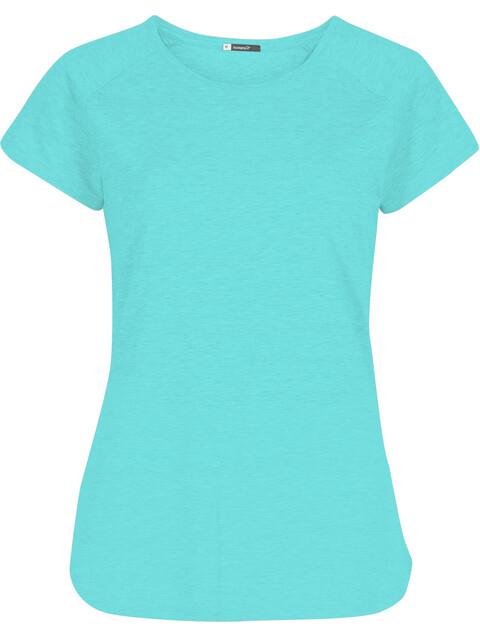Norrøna /29 Tencel - T-shirt manches courtes Femme - turquoise